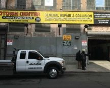 Midtown Center auto repair in manhattan NY