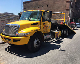 24 hour towing New York
