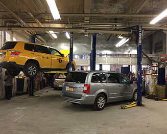 Oil change in manhattan NY